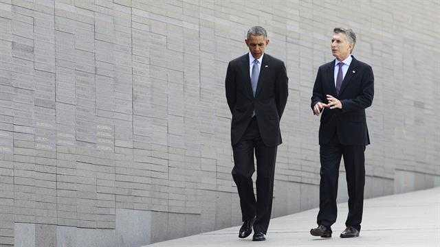Obama reclamó