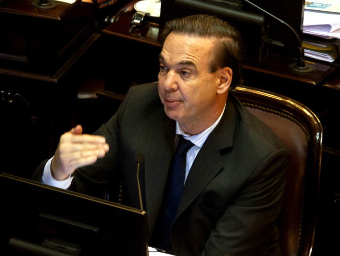 """Para Pichetto, el discurso de Macri fue """"muy pobre"""""""
